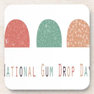 15th February - Gumdrop Day - Appreciation Day Coaster