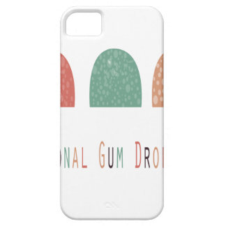15th February - Gumdrop Day - Appreciation Day iPhone 5 Covers