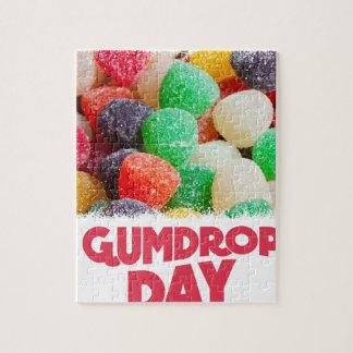 15th February - Gumdrop Day Jigsaw Puzzle