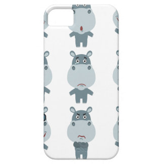15th February - Hippo Day - Appreciation Day iPhone 5 Case