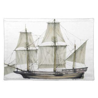 1607 godspeed placemat