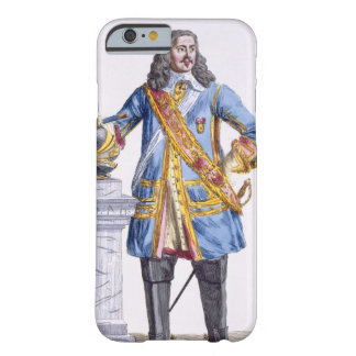 1608-70) ducs de George Monke (d'Albermarle de 'au Coque iPhone 6 Barely There