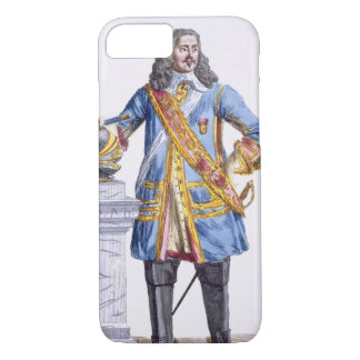 1608-70) ducs de George Monke (d'Albermarle de 'au Coque iPhone 7