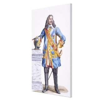 1608-70) ducs de George Monke (d'Albermarle de 'au Toiles Tendues