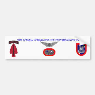 160th SOAR Bumper Sticker