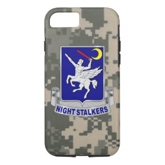 """160th SOAR """"Night Stalkers"""" Army Digital Camo Case-Mate iPhone Case"""