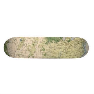 161 Barley/sq mile Skateboard Decks
