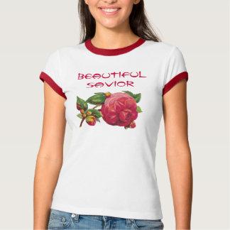 163 ROS, LLC vertueux d'habillement, beau sauveur Tshirts