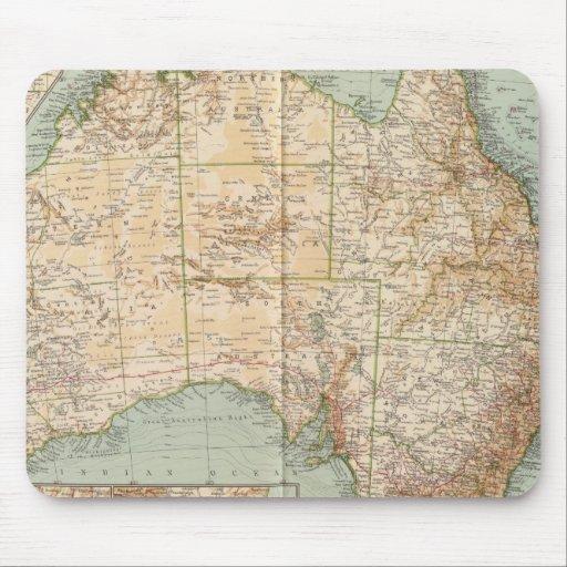 16667 Australia Mousepads