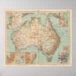 16667 Australia Poster