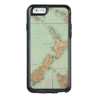 169 New Zealand, Hawaii, Tasmania OtterBox iPhone 6/6s Case