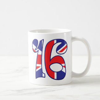 16 Age UK Coffee Mug