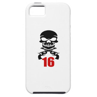 16 Birthday Designs Case For The iPhone 5