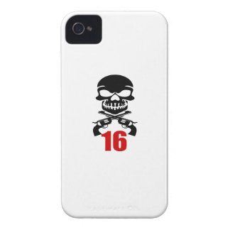 16 Birthday Designs iPhone 4 Cover