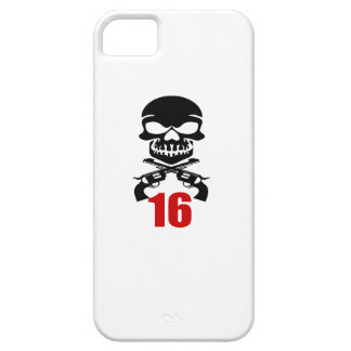 16 Birthday Designs iPhone 5 Cover