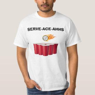 16 RED STRIPE T-Shirt