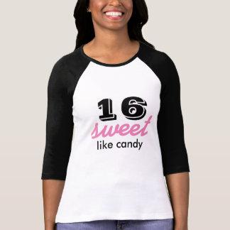 16 Sweet Like Candy T-Shirt