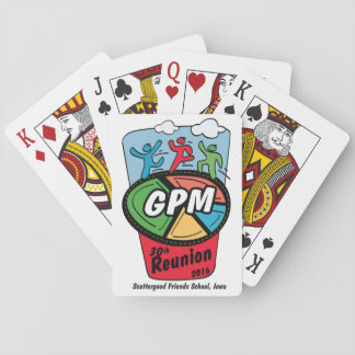 16MERCPC Playing Cards
