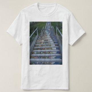 16th Avenue Tiled Steps #2 T-shirt