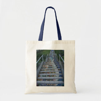 16th Avenue Tiled Steps #2 Tote Bag