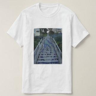 16th Avenue Tiled Steps T-shirt