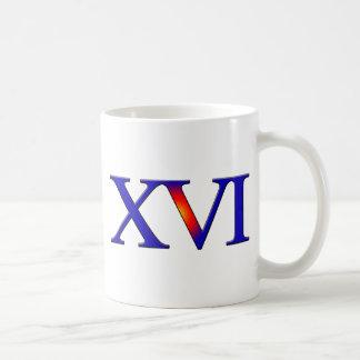 16th Birthday Coffee Mug