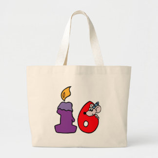 16th Birthday Gifts Tote Bag