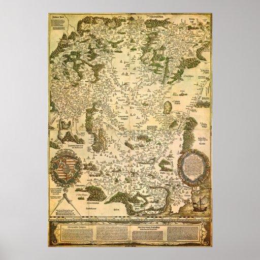 16th Century Hungary Poster