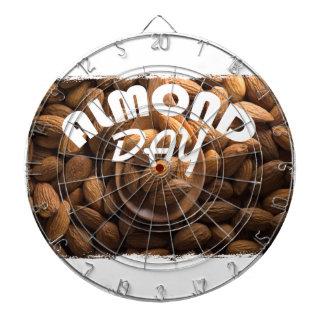 16th February - Almond Day - Appreciation Day Dartboards