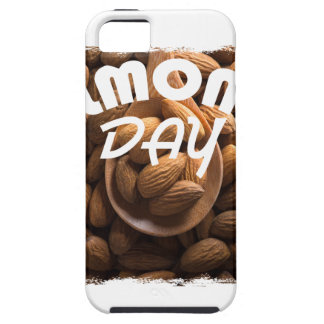 16th February - Almond Day - Appreciation Day iPhone 5 Covers