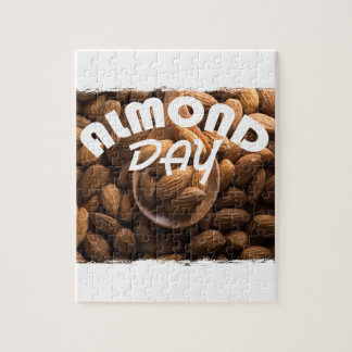 16th February - Almond Day - Appreciation Day Jigsaw Puzzle