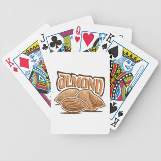 16th February - Almond Day - Appreciation Day Poker Deck
