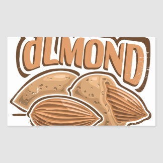 16th February - Almond Day - Appreciation Day Sticker