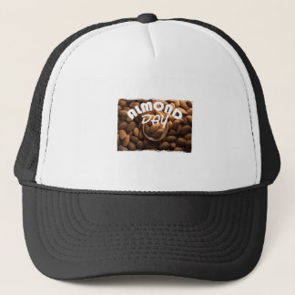 16th February - Almond Day - Appreciation Day Trucker Hat
