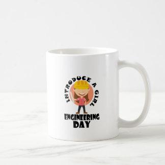 16th February Introduce A Girl To Engineering Day Coffee Mug