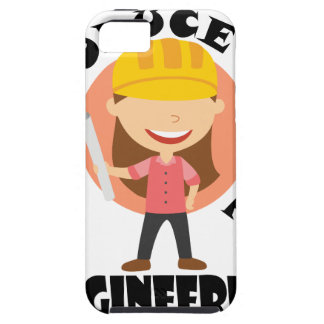 16th February Introduce A Girl To Engineering Day iPhone 5 Cover