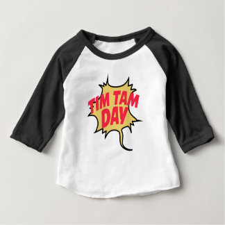 16th February - Tim Tam Day - Appreciation Day Baby T-Shirt