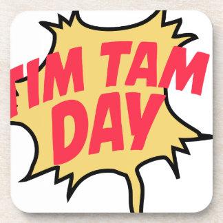 16th February - Tim Tam Day - Appreciation Day Coaster