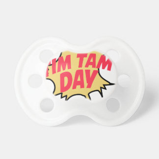 16th February - Tim Tam Day - Appreciation Day Pacifier