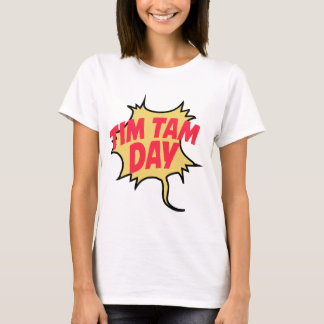 16th February - Tim Tam Day - Appreciation Day T-Shirt