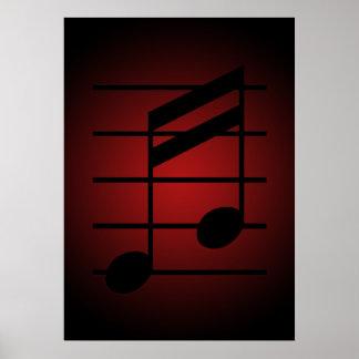 16th note 3 ポスター