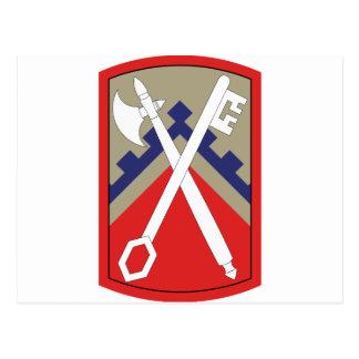 16th Sustainment Brigade Postcard