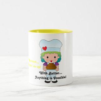 17128_MDJPG_0GW06820JV025483X, With Butter...An... Two-Tone Coffee Mug