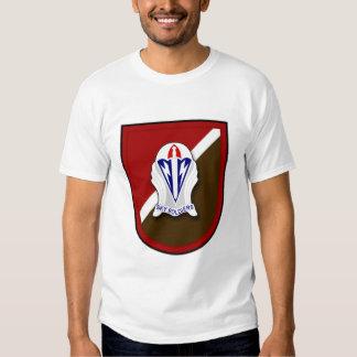 173d Airborne Brigade, Combat Engineers flash T-shirts