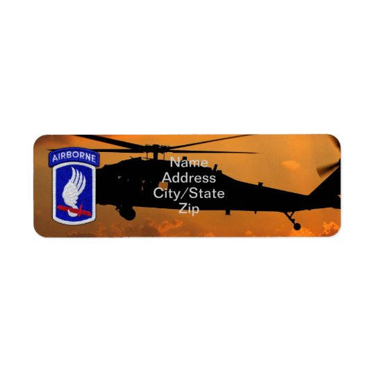 173rd ABN Airborne Brigade sky soldiers patch