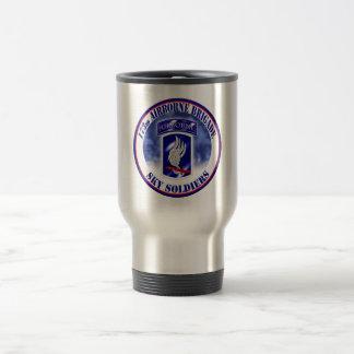 173rd Airborne Brigade Combat Team 001 Travel Mug