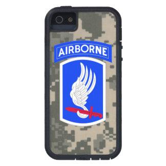 """173rd Airborne Brigade Combat Team """"Sky Soldiers"""" iPhone 5 Cases"""