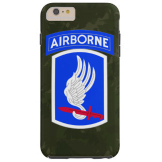 "173rd Airborne Brigade Combat Team ""Sky Soldiers"" Tough iPhone 6 Plus Case"