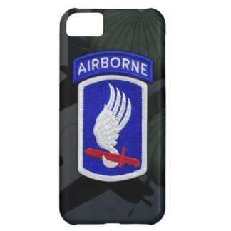173rd Airborne Brigade Sky Soldiers iPhone 5C Covers