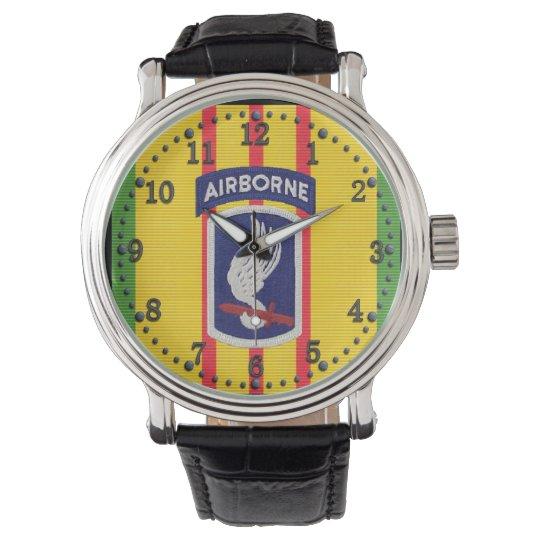 173rd Airborne Brigade VSM Watch